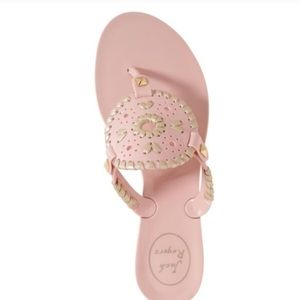 Jack Rogers Georgica Jelly Rubber Flip Flop Sandal